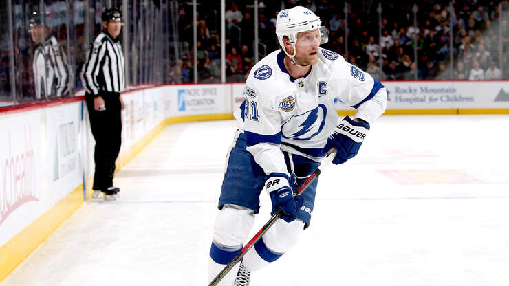 WATCH: Tampa Bay Lightning Captain Steven Stamkos Shares Message With Fans | NewsRadio WFLA | Best Bolts Coverage