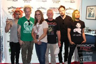 98ROCKFEST: Powerman 5000 Fan Meet & Greet