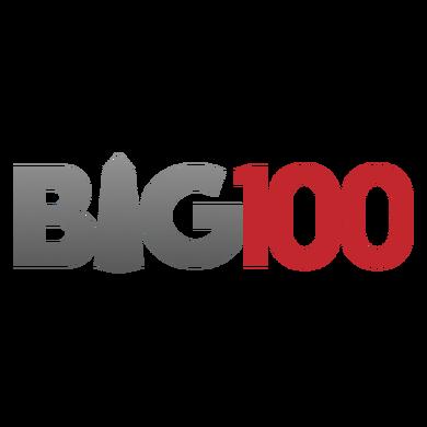 BIG 100 logo
