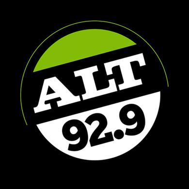 ALT 92.9 logo