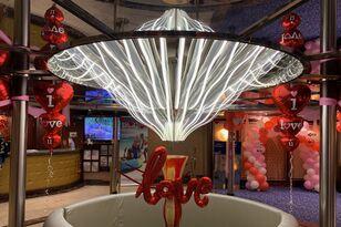 Valentine's Day Cruise On The Grand Celebration Bahamas Paradise