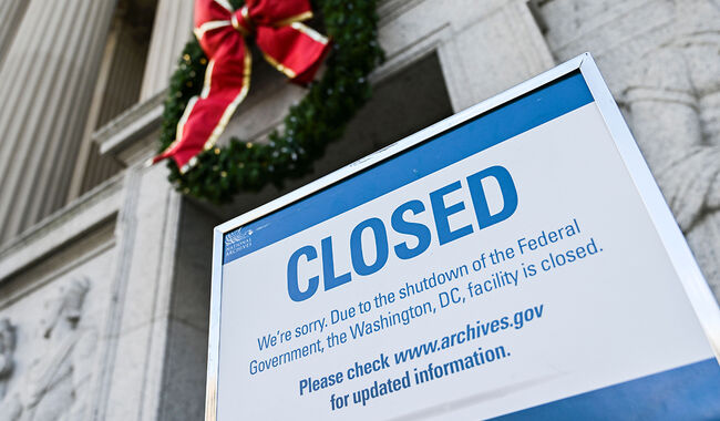 Partial Government Shutdown