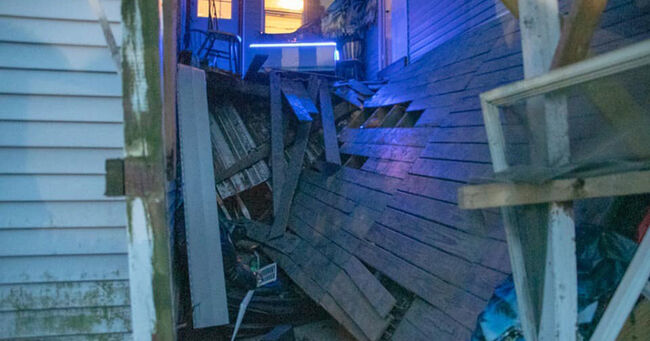 Nashua Deck Collapse
