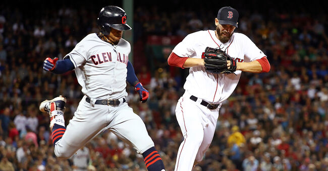 boston red sox cleveland indians baseball mlb