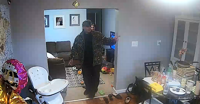 Chelsea Home Intruder