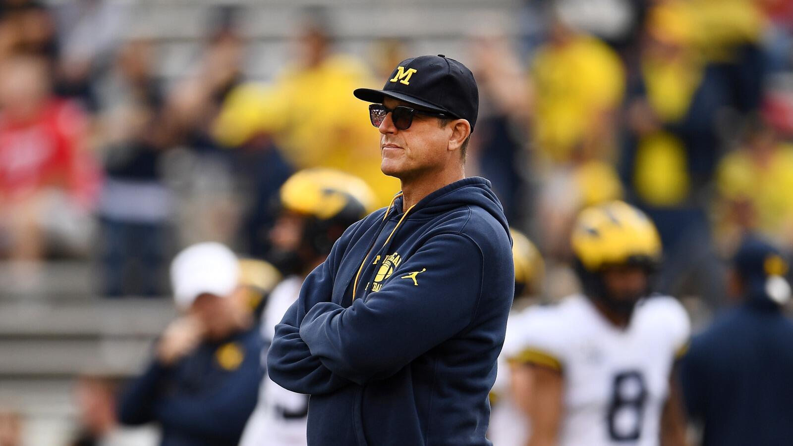 """Daniel Jeremiah: """"Michigan Loss to Wisconsin Worse Than the App State Loss"""""""