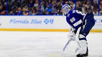 Best Bolts Coverage - Andrei Vasilevskiy Signs 8-Year Contract Extension With Lightning