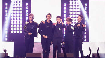 Jingle Ball - Why Don't We Kick Off Kiss 108 Jingle Ball 2017