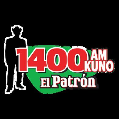 1400 El Patron logo