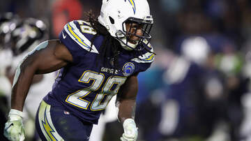 image for Chargers' Melvin Gordon Doesn't Hesitate Picking Super Bowl Favorite