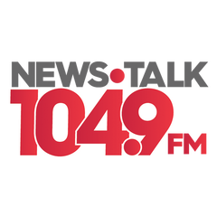 News Talk 104.9 logo