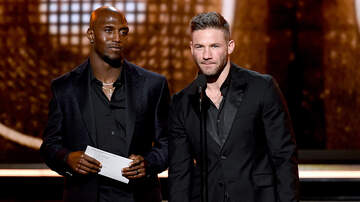 Adam Kaufman - WATCH: Patriots' Edelman, McCourty Present Award To Lady Gaga At Grammys