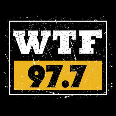 WTF 97.7 logo