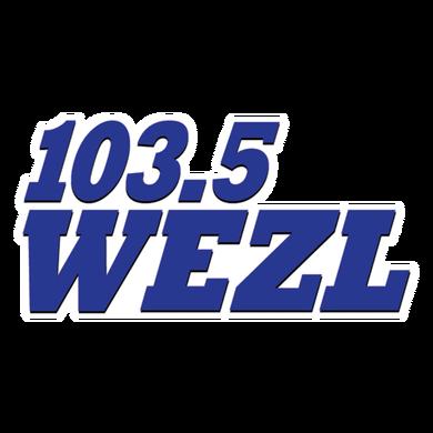 103.5 The Weasel logo