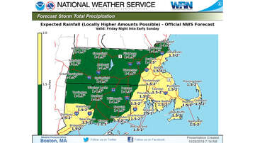 None - Weekend Nor'easter Could Bring Down Trees, Knock Out Power