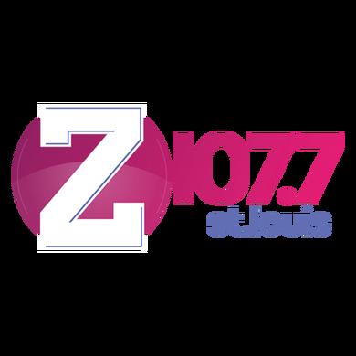 Z107.7 St. Louis logo