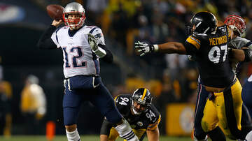 Boston Sports - Red Zone Report: Can Brady Continue His Success Against Steelers?