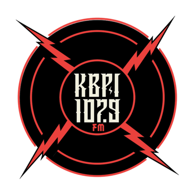 107.9 KBPI logo