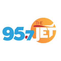 95.7 The Jet Seattle logo