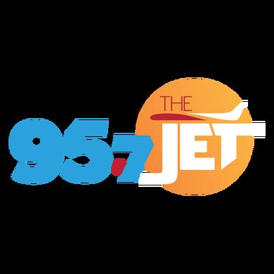 95.7 The Jet Seattle logo