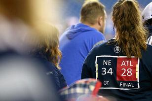 City Of Atlanta Says They're Over Patriots Super Bowl LI Loss