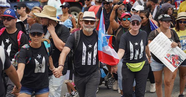 Puerto Rico Protests