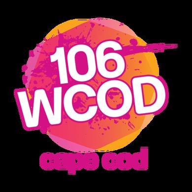 106 WCOD logo