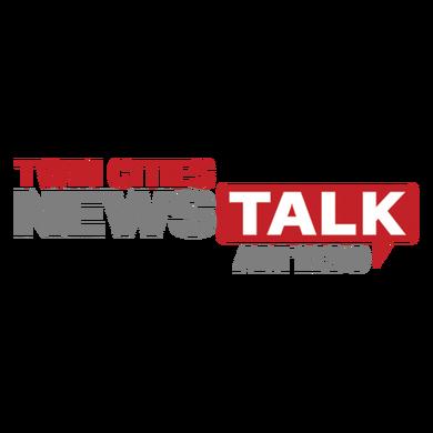 Twin Cities News Talk logo