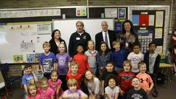 Photos - April Teacher Of The Month Mrs. September Killy.