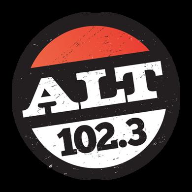 ALT 102.3 logo