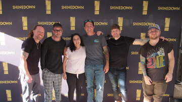 Featured - SHINEDOWN Meet & Greet Photos at Jiffy Lube Live on 9/19/19