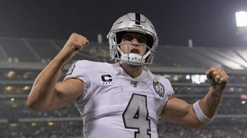 The Jason Smith Show - Unbelievably the Oakland Raiders are in the Playoff Hunt