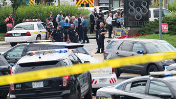 Breaking News - 5 Killed In Shooting At Newsroom In Annapolis; Suspect In Custody