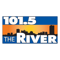 101.5 The River logo