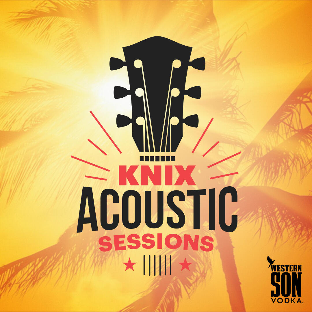 KNIX Acoustic Summer Poster