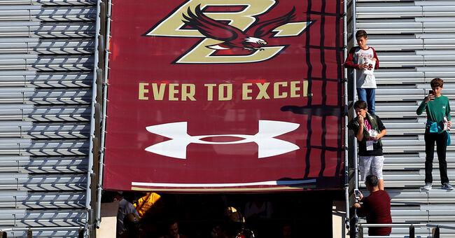 boston college bc eagles football