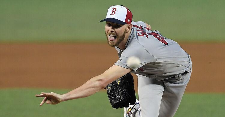 chris sale all-star game boston red sox mlb baseball