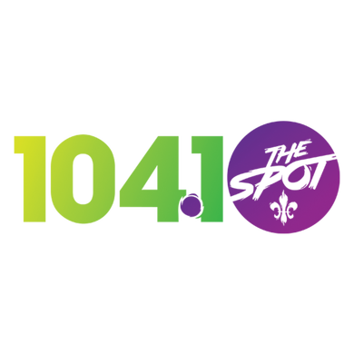 104.1 The Spot logo