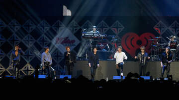 Jingle Ball - The Chainsmokers And Monsta X Collaborate At Kiss 108 Jingle Ball