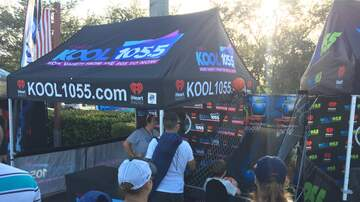 Photos - Kool 105.5 at the Charlie Puth Concert