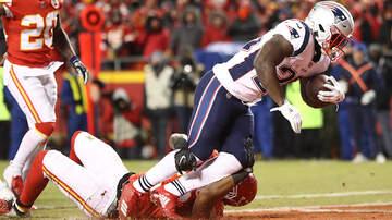 Boston Sports - AFC Championship Live Blog: Patriots Lead Chiefs 14-0 At Halftime