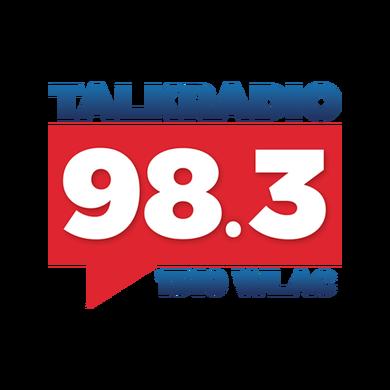 TalkRadio 98.3 & 1510AM WLAC logo