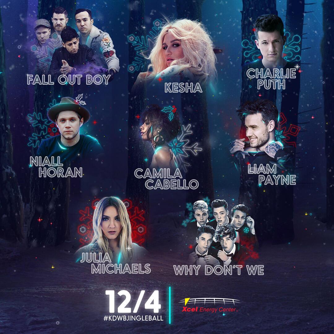 101.3 KDWB's Jingle Ball 2017 Lineup