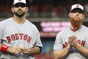 Red Sox' Mitch Moreland Made The Most Of His All-Star Debut