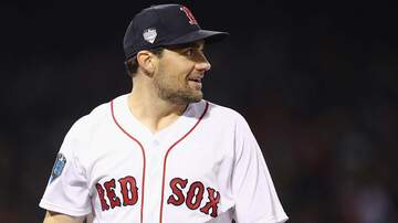 Boston Sports - Nathan Eovaldi Thrilled To Return To Red Sox
