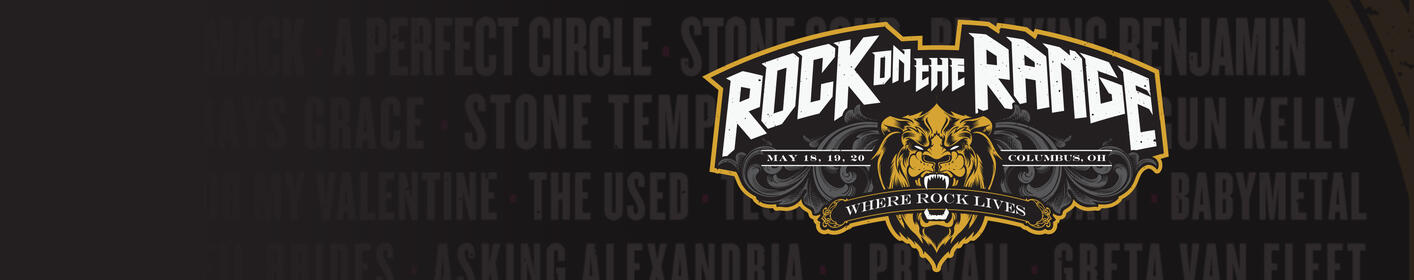 Win tickets to Rock on the Range!