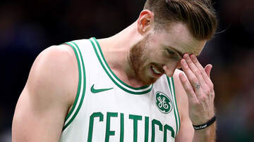 Ashlee - Gordon Hayward Left Game Early During The Celtics Loss To Pacers