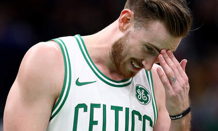 Boston Sports - Gordon Hayward's Wife Hilariously Makes Him Stop Playing Video Game