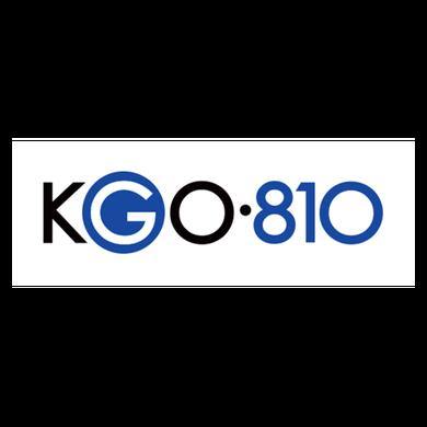 KGO 810 San Francisco logo