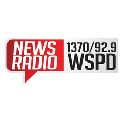 News Radio 1370 WSPD logo